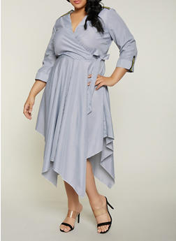 Clearance Sale on Plus Size Dresses | Rainbow