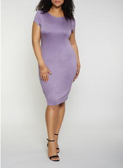 Purple Plus Size Clothing for Women | Rainbow