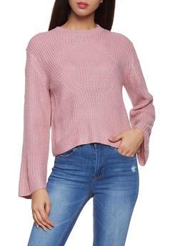 Crew Neck Sweater - 1403061350061