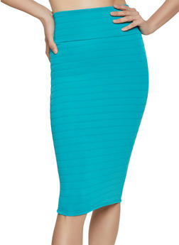 Bandage Pencil Skirt - 1406072240236