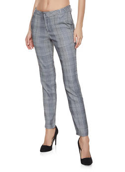 Plaid Trousers - 1407056573552