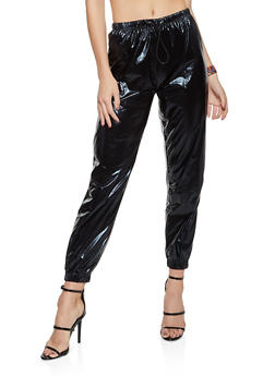 Foiled Joggers - 1407058751075