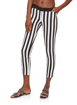 Printed Dress Pants - 1407068510314