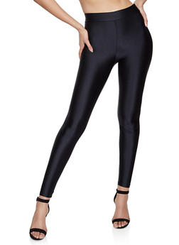 Colored Spandex Leggings - 1407069397638