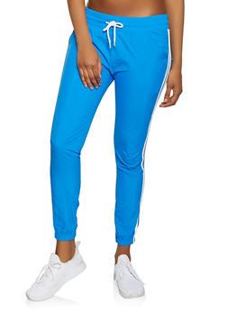 Blue XL Joggers