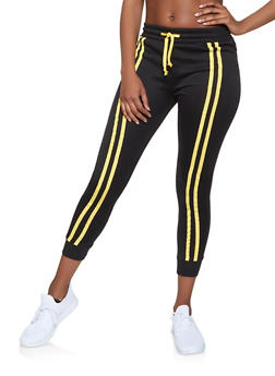 Varsity Stripe Joggers - 1407074711014