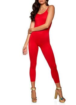Soft Knit Cami Jumpsuit - 1408072290002