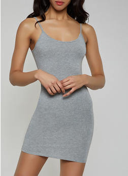 Basic Cami Dress - 1410066497894
