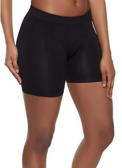 Basic Bike Shorts - 1411062703851