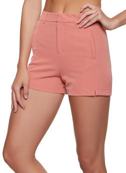 Pink Shorts for Women