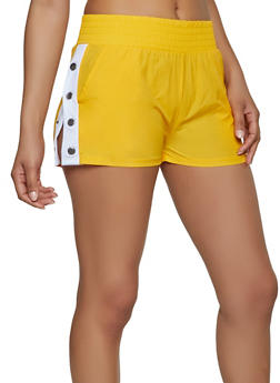Flyaway Windbreaker Shorts - 1411072290113