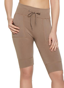Pork Chop Pocket Bike Shorts - 1411072295201