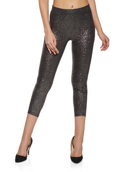 Lurex Leggings - 1413069397693