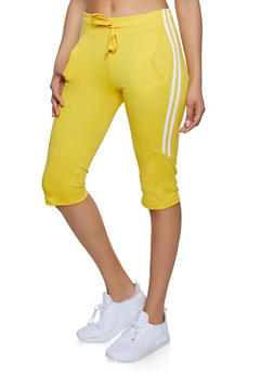 Womens Capri Sweatpants