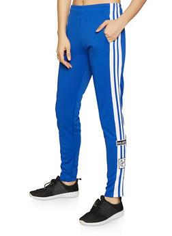 Varsity Stripe Track Pants - 1413072290268
