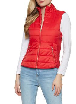 Puffer Vest - 1414038204022