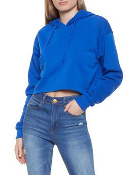 Cropped Sweatshirt - 1416072290001