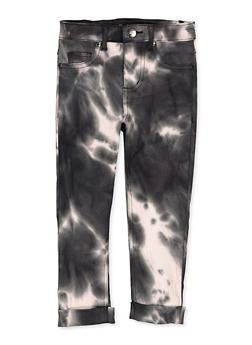Girls 4-6x Tie Dye Hyperstretch Pants - 1601056570075