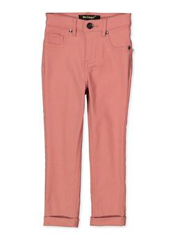 Little Girls Hyperstretch Pants - 1601056570085