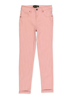 Kids Striped Pants