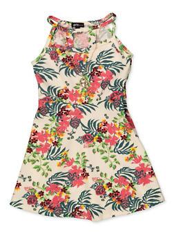Leaf Dresses