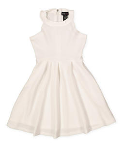 Girls Size 16 White Dress