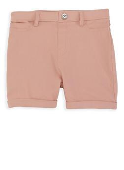 Girls 7-16 Hyperstretch Shorts - 1621063400090
