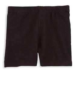 Girls 4-6x Bike Shorts - 1622068320002