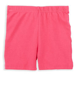 Girls 7-16 French Toast Bike Shorts - 1623068320005