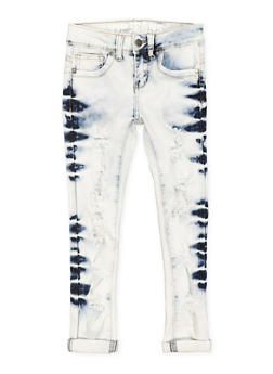 Girls 7-16 VIP Cloud Wash Skinny Jeans - 1629065300112