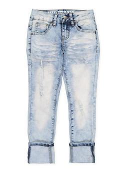 Girls 7-16 VIP Skinny Jeans - 1629065300140