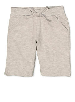 Girls 7-16 Bermuda Shorts - 1631054730099