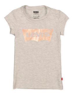 Girls 7-16 Levis Foil Graphic Tee | 1635070340014 - 1635070340014