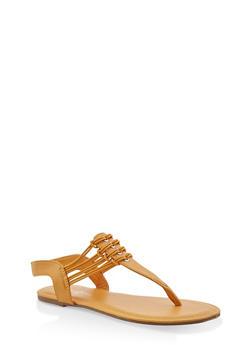 Beige Girls Shoes