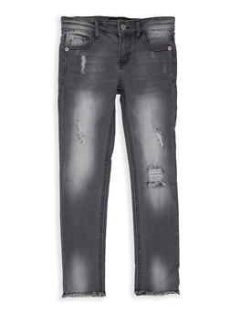 Girls 4-6x Lucky Brand Skinny Jeans - 1765074550107