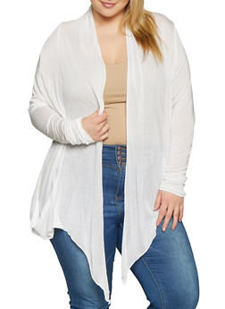 Womans Plus Size Cardigan Sweaters