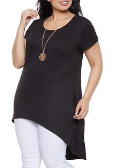 Plus Size Tunics for Women