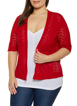 e1663f3dfae Plus Size Sweaters for Women
