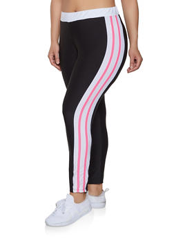 Womens Plus Size Colored Pants