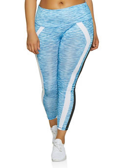 Blue Stripe Activewear