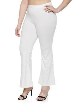 Women Plus Size Soft Pants