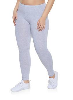 Plus Size Women Leggings