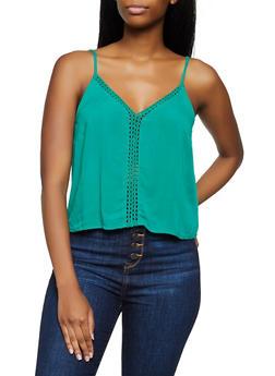 Crochet Insert Cami - 3001054260977