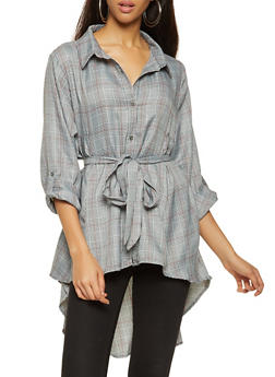 Womens Hi Low Shirts