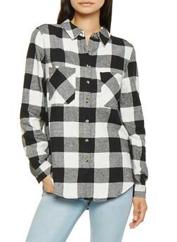 Buffalo Plaid Shirt - 3005054269152