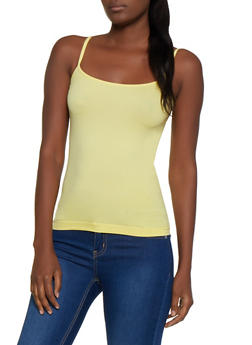 Solid Seamless Cami - 3016054263221