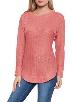 Crew Neck Sweater - 3020038348114