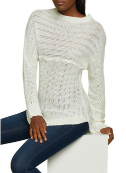 Long Sleeve Sweater - 3020038349107