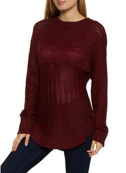 Long Sleeve Sweater - 3020038349107