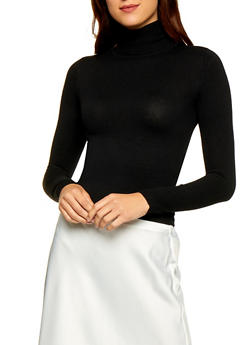 Long Sleeve Turtleneck Sweater | 3020054261463 - 3020054261463